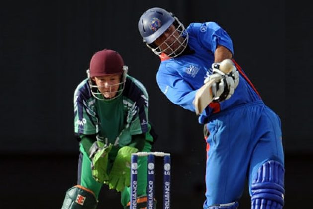 Nabi stars in Afghanistan XI win - Cricket News