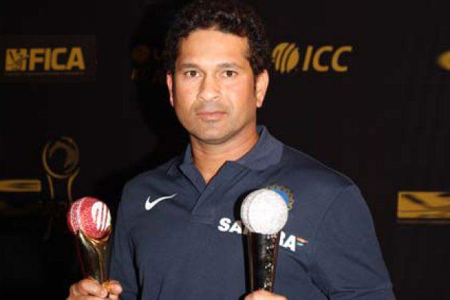 Tendulkar takes top honours - Cricket News