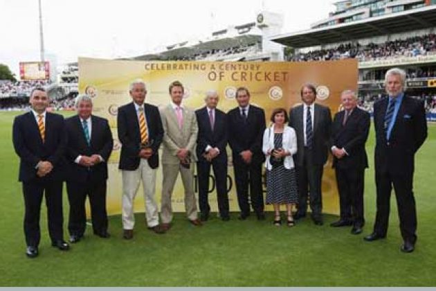 Benaud, Gooch, Compton, Larwood and Woolley inducted into ICC Cricket Hall of Fame - Cricket News