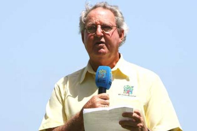ICC saddened with the passing of Tony Cozier  - Cricket News