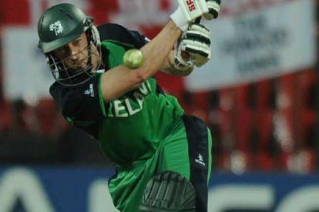 Cusack stars in Ireland's win - Cricket News