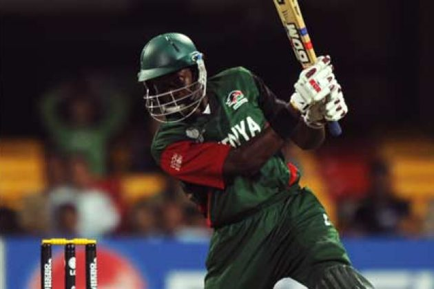 Collins Obuya named Kenya captain - Cricket News