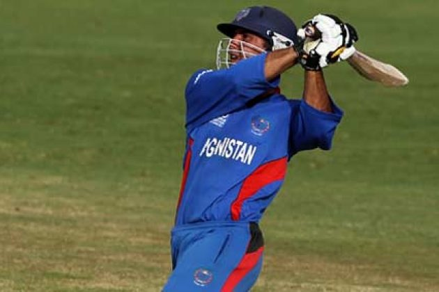 Afghanistan survive late collapse to clinch win - Cricket News