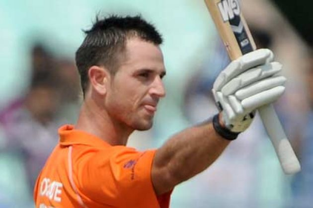 Ryan ten Doeschate wins ICC Associate and Affiliate Player of the Year 2011 - Cricket News