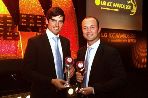 Trott, Cook talk exclusively about winning at the LG ICC Awards - Cricket News