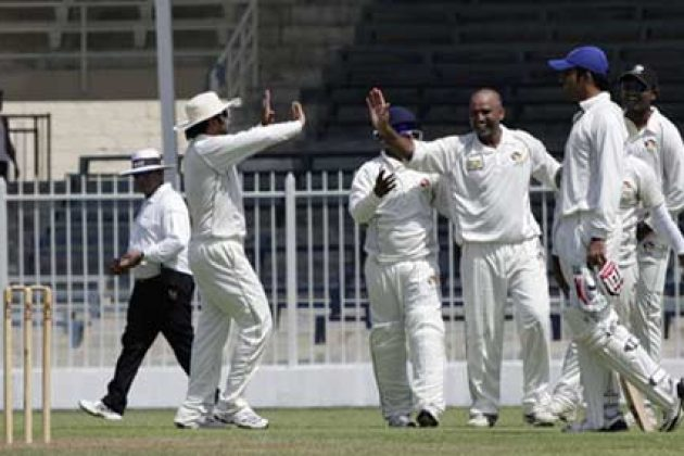 UAE gain total control on Day 3 - Cricket News