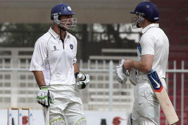 Berrington's hundred gives Scotland the edge - Cricket News