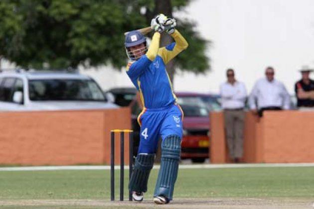 Viljoen's all-round show scripts Namibia win - Cricket News