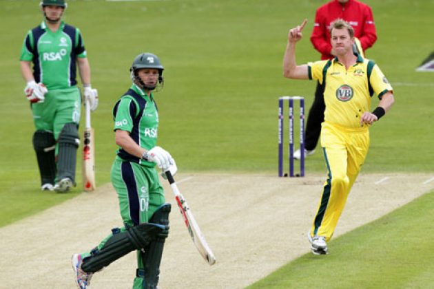 Brett Lee to aid Ireland's World Cup preparations - Cricket News