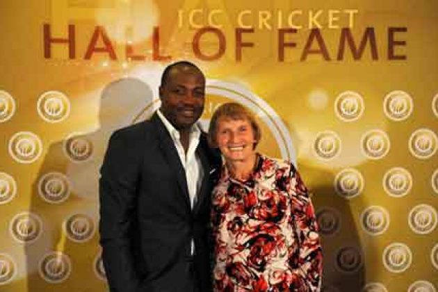 Lara and Bakewell to be inducted into the ICC Cricket Hall of Fame at LG ICC Awards - Cricket News