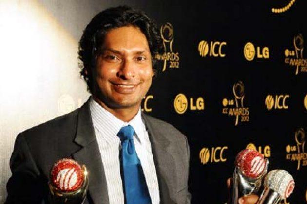 Kumar Sangakkara takes top honours at glittering LG ICC Awards night - Cricket News