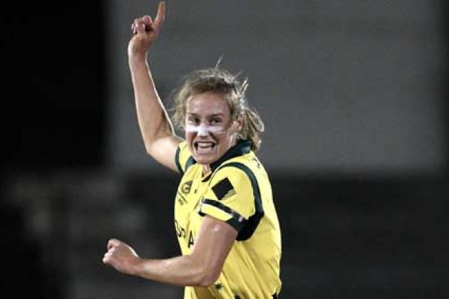 Five minutes with dual international Ellyse Perry - Cricket News