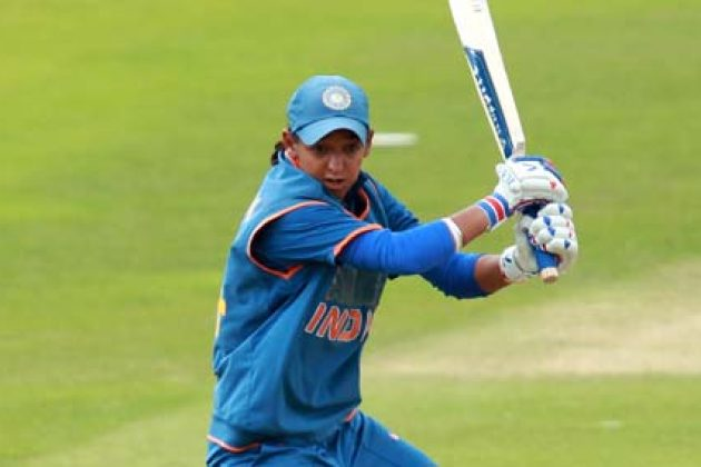 Harmanpreet Kaur stars in India win - Cricket News