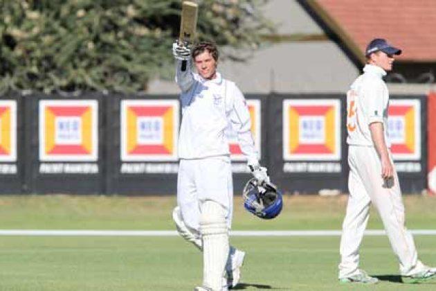Van Schoor, Burger lead Namibia comeback - Cricket News