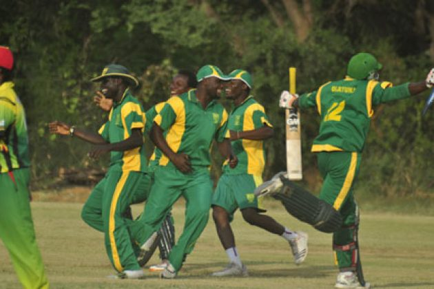 Nigeria reigns supreme with victory over Vanuatu - Cricket News