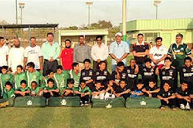 Saudi boys primed - Cricket News