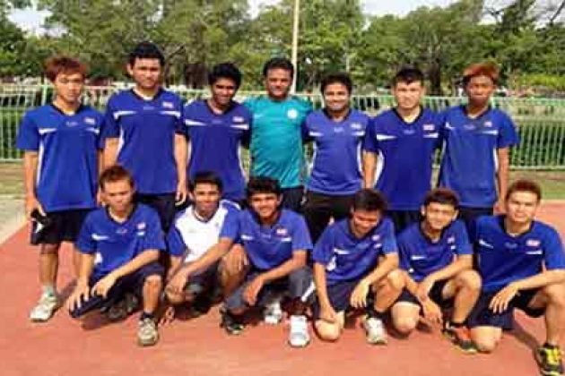 Venkatapathi Raju in Thailand - Cricket News