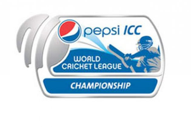 ICC announces details of sixth round fixtures of Pepsi ICC World Cricket League Championship - Cricket News