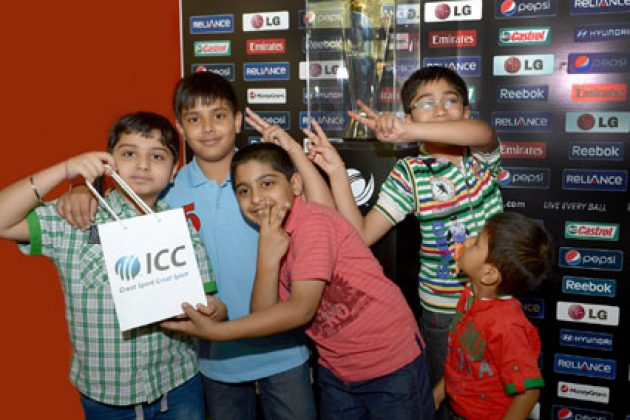 ICC Champions Trophy attracts hundreds of fans - Cricket News