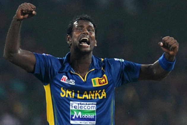 Mathews to lead SL at ICC Champions Trophy 2013 - Cricket News