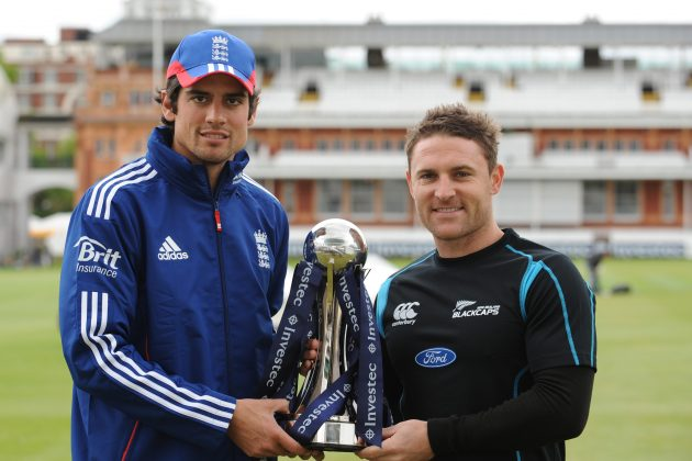 England must beat New Zealand to retain second position