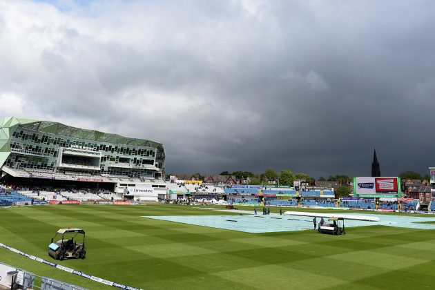 First day of Headingley Test abandoned due to rain  - Cricket News