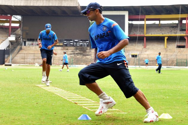 Indian cricket team practices hard in Bangalore - Cricket News