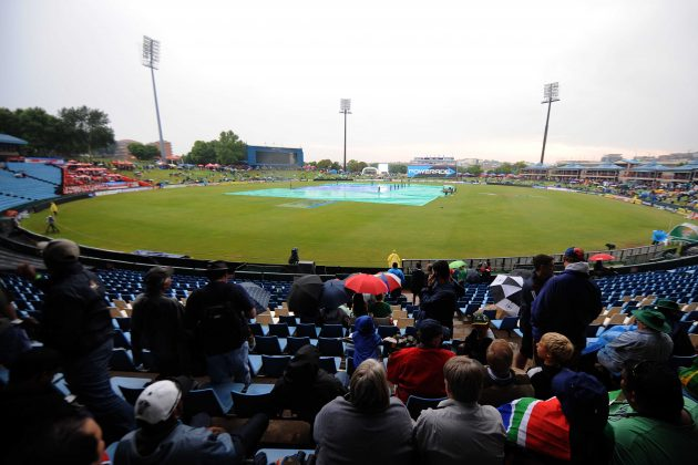 Torrential rain causes washout at Centurion - Cricket News