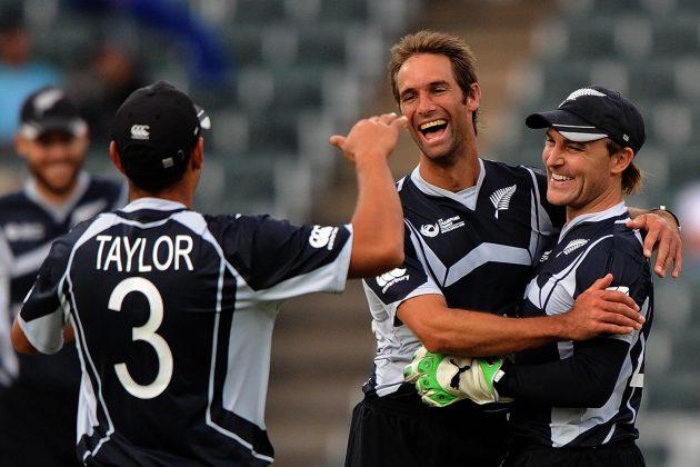 Elliott inspires New Zealand to semi-final spot - Cricket News