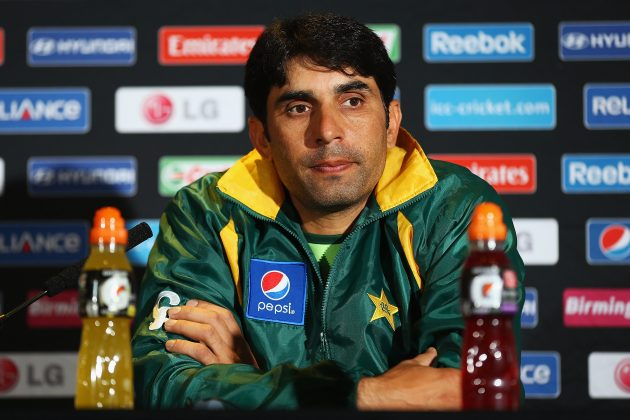 The team is in a good frame of mind: Misbah - Cricket News