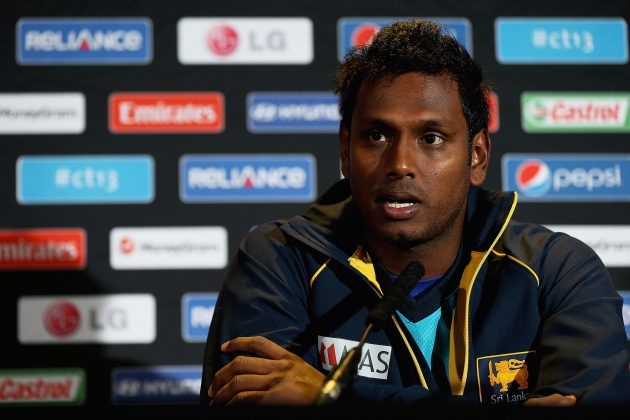 Our main objective is to get to the semifinals: Mathews - Cricket News