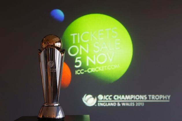 ICC Champions Trophy 2013 tickets on sale from today - Cricket News