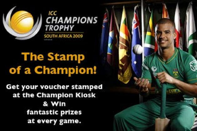 LG - Stamp of a Champion - Cricket News
