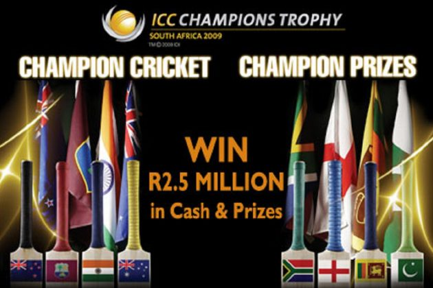 Win fantastic prizes at ICC Champions Trophy matches - Cricket News