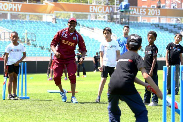 West Indies urge children to THINK WISE - Cricket News