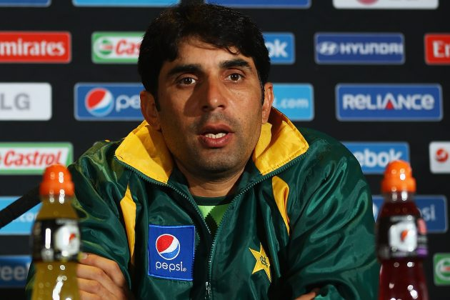 We have to take it game by game: Misbah-ul Haq - Cricket News