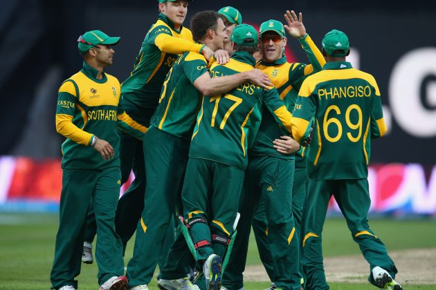 South Africa comes out on top in crunch game - Cricket News