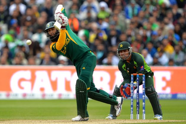 It wasn't an easy wicket to bat on: Amla - Cricket News