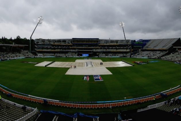 Australia, New Zealand left high and dry at wet Edgbaston - Cricket News