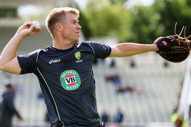Warner suspended and fined for CA Code of Behaviour breach - Cricket News