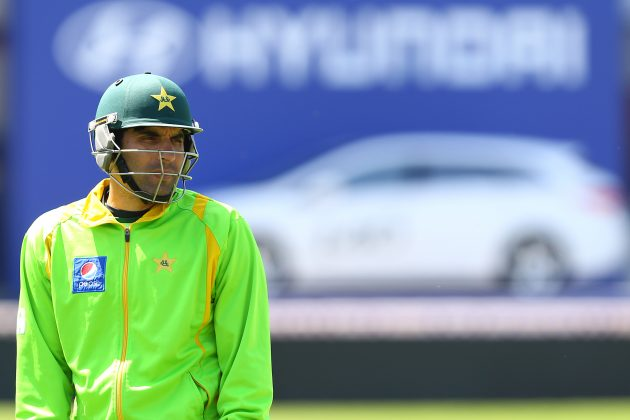 It is a chance to prove ourselves: Misbah - Cricket News