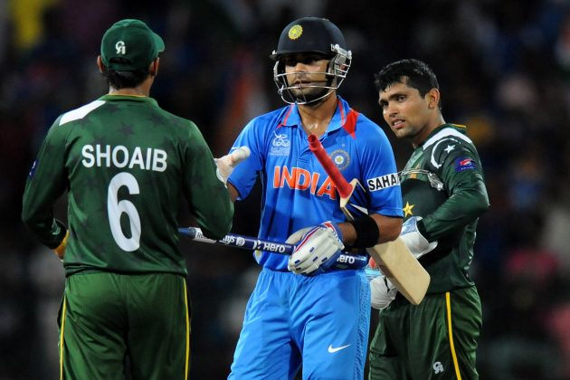 India v Pakistan: The Stats - Cricket News
