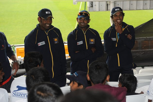 Sri Lanka round off ICC CSR activities - Cricket News