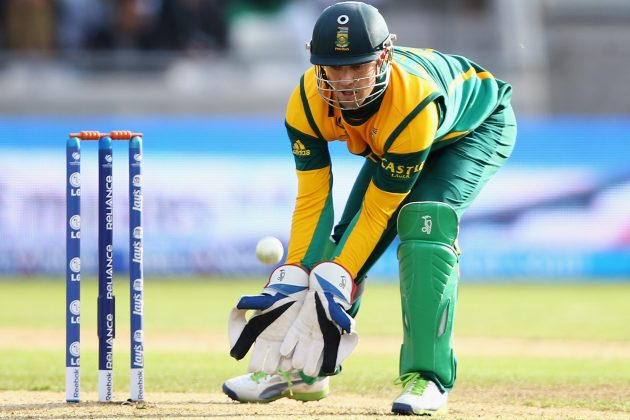 Playing at home, I think the pressure is on them: De Villiers - Cricket News