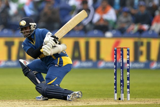 182 was below par: Mathews - Cricket News