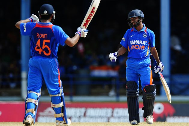 Rohit must take leaf out of Dhawan's book
