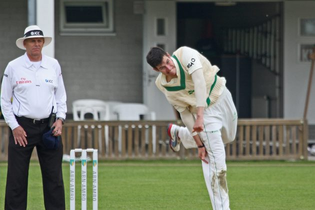 Dockrell, Sorensen bowl Ireland to victory