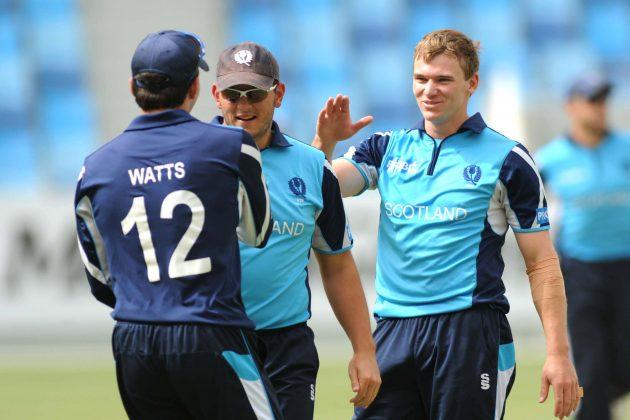 Bowlers seal 35-run win for Scotland - Cricket News