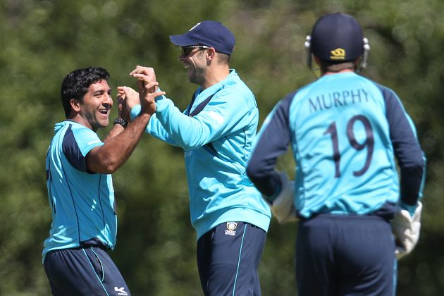 Scotland clinches series after comfortable win