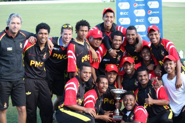 PNG win seals fourth consecutive U19 World Cup appearance - Cricket News